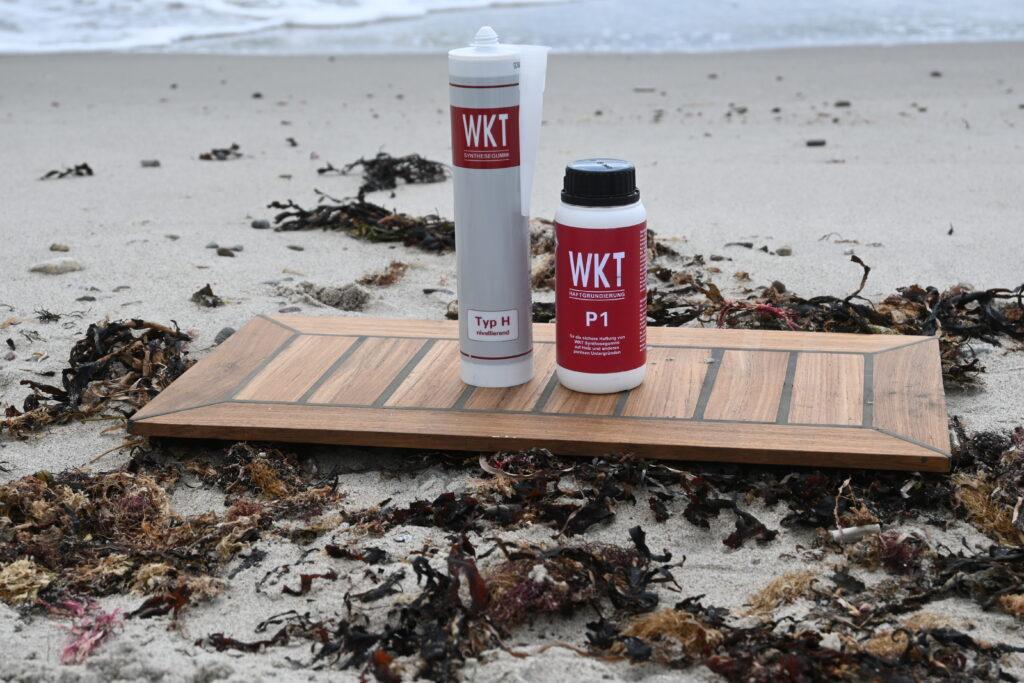 WKT fugemasse og primer P