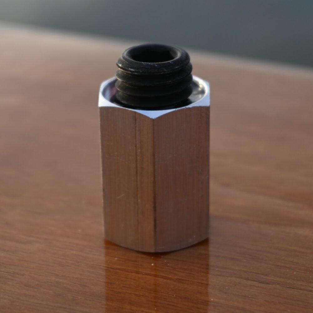 Adapter til dobbeltsidet uldrondel (Superbuf)