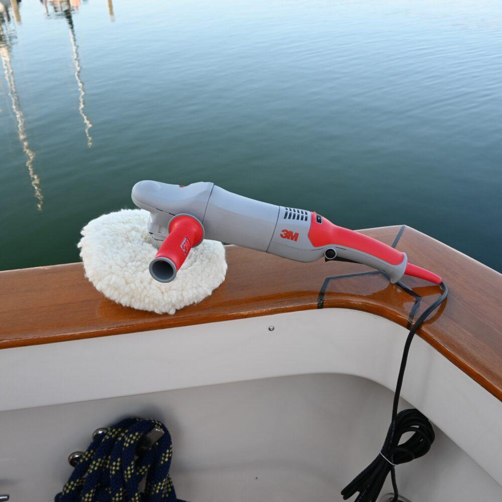 3M™ polermaskine til både