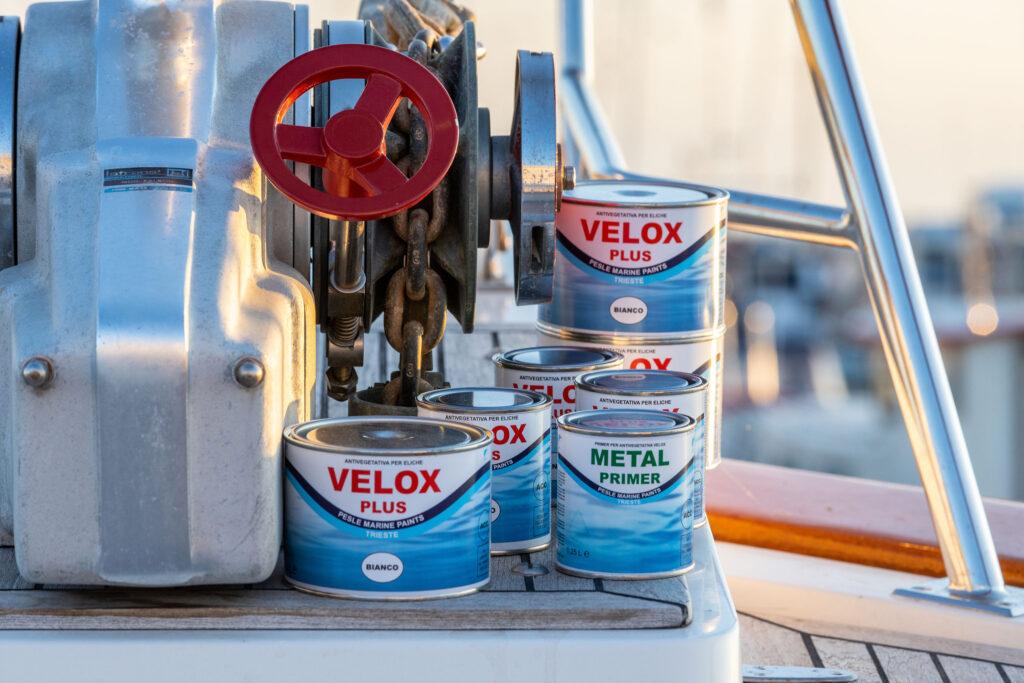 Velox Plus propelmaling
