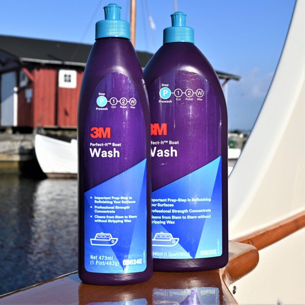 3M Perfect It Wash bådshampoo