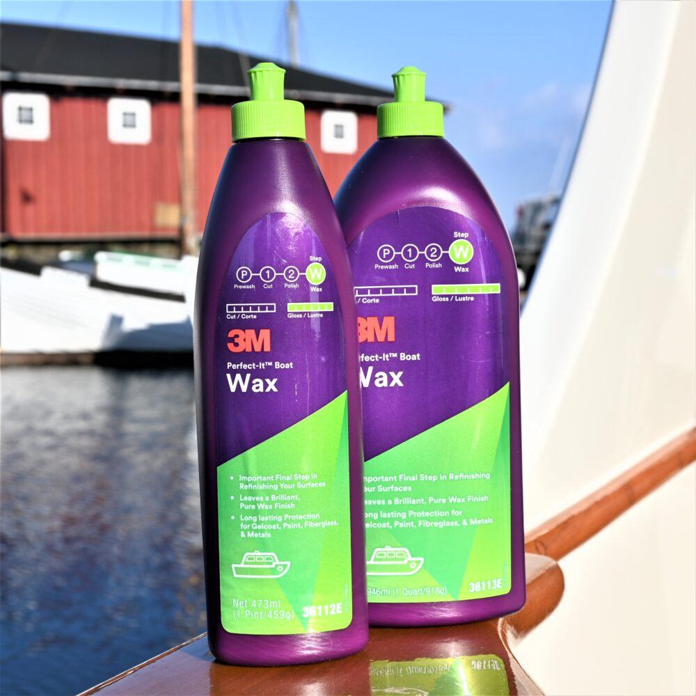3M Perfect It Boat wax - voks der holder
