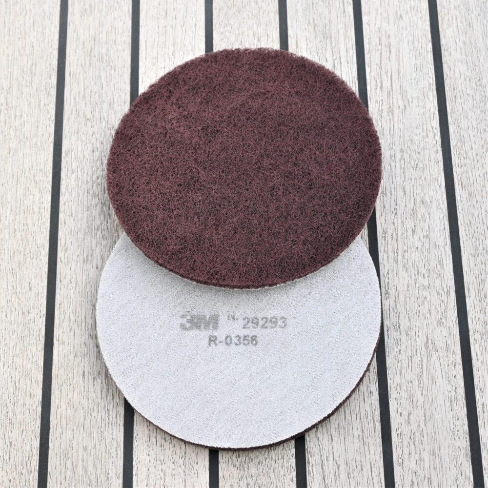 3M Scotch Brite Hookit rondel