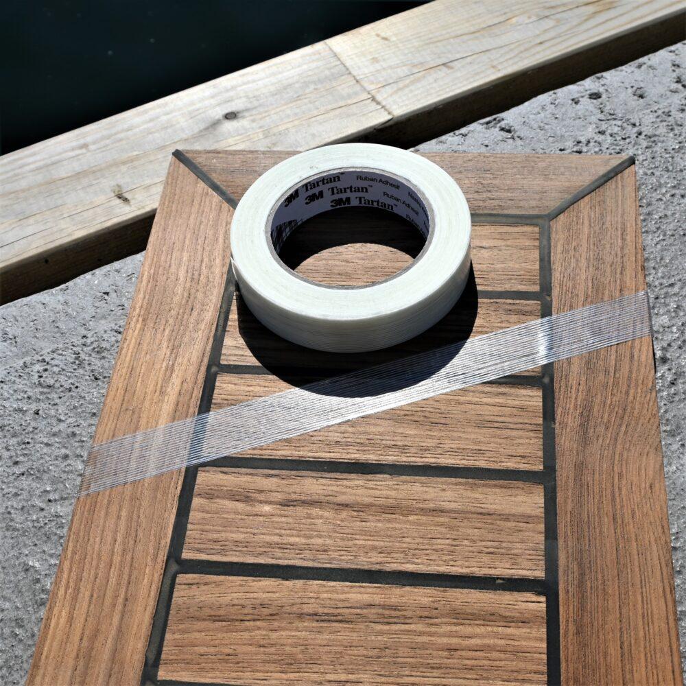 3M Glasfiberarmeret / filament tape