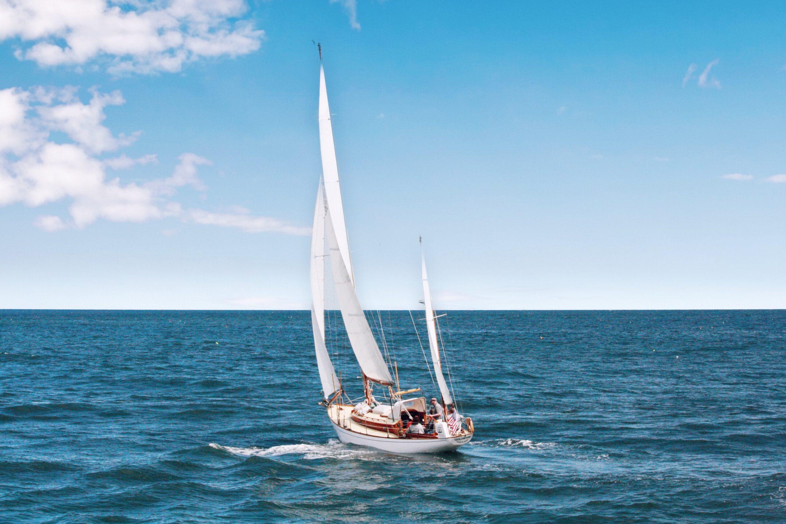 Hvor mange m2 er din båd?